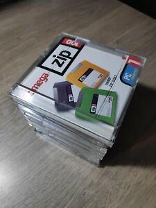 Disque Iomega Zip 100 - Testé, Formaté, Tbe