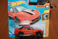 MAZDA - RX 7 - 1995 - HOT WHEELS - SCALA 1/64