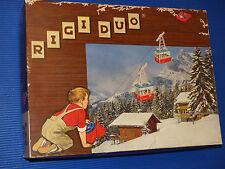 Rigi Duo 9000 Modellseilbahn Spielzeug Spur 1 in Originalverpackung komplett