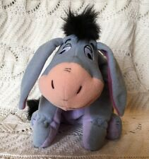 Applause Disney Winnie the Pooh EEYORE Plush Stuffed Toy Florida Embroidered