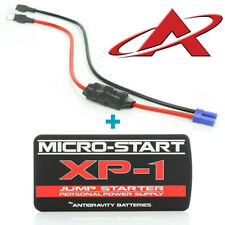 Antigravity MICRO START XP-1 400 Amp Jump Starter + Clampless Starting Harness