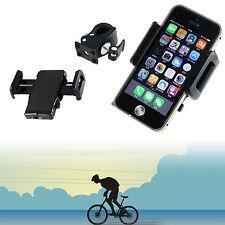 iPhone Cell Phone GPS Motorcycle Handlebar MTB Bike Bicycle Holder Mount Case