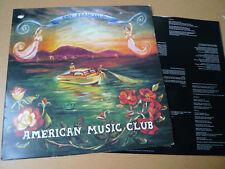AMERICAN MUSIC CLUB San Francisco LP Virgin V 2752 VG/EX