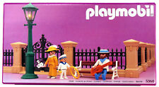 Playmobil 5360 Vintage Victorian Dollhouse Fencing - MISB RARE MINT CONDITION
