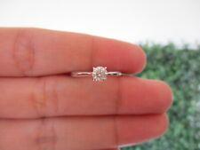 .34 Carat Diamond White Gold Engagement Ring 18k ER335 sep