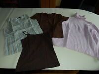 4 X Cecil b.Young fransa one two Shirt Bluse Pulli Gr. S oder 36