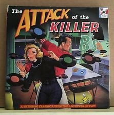 Divers L'attaque de la Killer B 's 1989 UK Vinyl LP EXCELLENT état