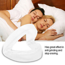 Stop Snoring Mouthpiece Apnea Aid Sleep Bruxism Anti Grind Mouth Guard aut