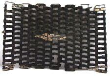 VTG Recycled Rubber Tires Black Outdoor Door Floor Mat 23.5 x 16