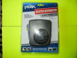 PEAK HEATER DEFROSTER 12 VOLT POWER,PKC0J5,NEW