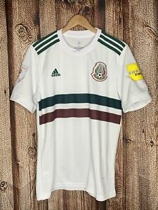 Adidas Mexico Away Jersey FIFA World Cup Russia 2018 Men's Authentic XL