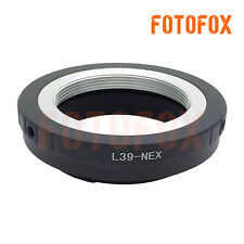 L39-NEX for Leica L39 M39 lens to Sony E NEX 3 NEX 5 NEX 7 NEX C3 5C 5N Adapter