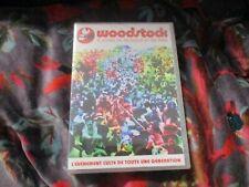 "DVD NEUF ""WOODSTOCK - 3 JOURS DE MUSIQUE ET DE PAIX"" docu de Michael WADLEIGH"