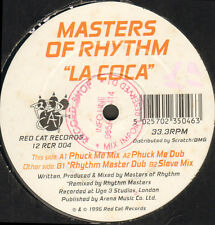 MASTERS OF RHYTHM - La Coca - Red Katze