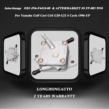 Fuel Pump For Yamaha Golf Cart G16 G20 G22 4Cycle 96-18 JN6-F4410-00 FP-003 5910