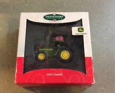 American Greetings Corp. John Deere Tractor WITH PRESENT ORNAMENT