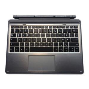 Dell Travel K18M Tastatur Keyboard für Latitude 7200 Tastatur *GRAY/BLACK*