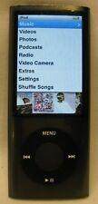Apple iPod Nano 5th Generation Gray (8 GB) Model A1320 1136 Songs Good Battery