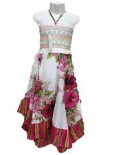 Mädchenkleider aus 100% Baumwolle für den Sommer Größe 164