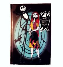 The Nightmare Before Christmas Journal, Jack & Sally Journal Calendar Combo