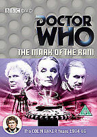 Doctor Who - The Mark Of The Rani  DVD Colin Baker & Nicola Bryant BRAND NEW BBC