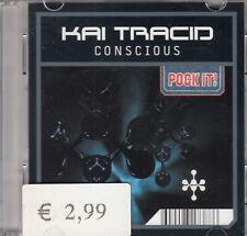 "Kai Tracid - Conscious (3"") Mini Pock it CD 2004 Electronic Trance"