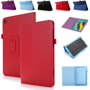 For Samsung Galaxy Tab S6 Lite P610 P615 10.4 PU Leather Case Tablet Stand Cover