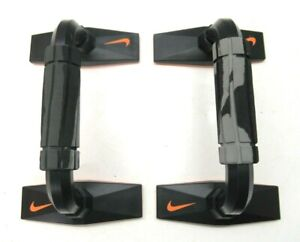 Nike Fitness Push Up Grips Black Official Product Home workout