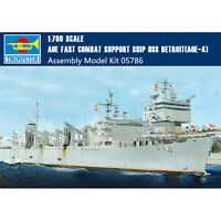Trumpeter 05786 1/700 AOE Fast Combat Support Ship USS Detroit(AOE-4) Model Kits