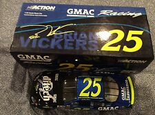 Brian Vickers 1/24 diecast  2004  GMAC  Signed