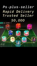 50k - Fifa 20 Ultimate Team Coins for PS4 (Rapid Delivery - Trusted Seller)