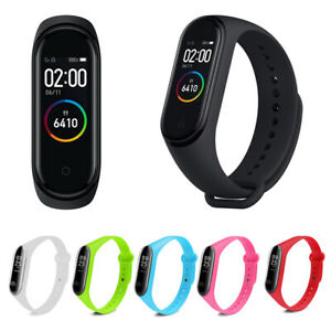 Reloj pulsera inteligente deporte fitness smartband similar a Xiaomi Mi Band 5