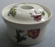 Cordon Bleu Caroline Round Covered Baking Dish Flowers Butterflies BIA NEW