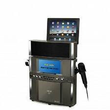 AKAI*Bluetooth*PROFESSIONAL KARAOKE SYSTEM Machine Player*with USB,CRADLE,1 MIC
