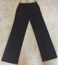 NYDJ Not Your Daughters Jeans Tummy Tuck Black Pant Size 4 New NWOT