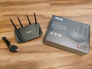 ASUS RT-AX3000 Dual-Band Wi-Fi 6 Router