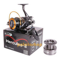 Hercules-II Carp Fishing Reel Bait n Feeder 3000 Pike Coarse Sea Tackles 11BB
