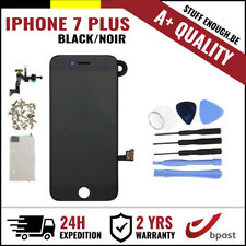 A+ LCD TOUCH SCREEN/SCHERM/ÉCRAN ASSEMBLY BLACK NOIR + TOOLS FOR IPHONE 7 PLUS
