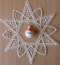 PLAUENER SPITZE Fensterbild Fensterbilder Weihnachten