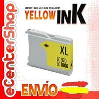 Cartucho Tinta Amarilla LC1000 NON-OEM Brother DCP-357C / DCP357C