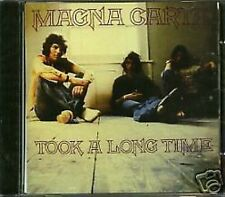 Magna Carta Took A Long Time CD NEW SEALED Folk/Prog