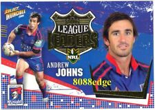2006 SELECT NRL LEAGUE LEADERS REDEMPTION: ANDREW JOHNS