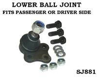 RENAULT TRAFIC MK2 1.9 2.0 2.5 8v 16v LOWER BALL JOINT