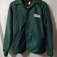 Hartford Whalers Vintage Champion Winter Button Hooded Jacket Coat Rare 1970s