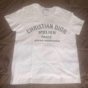 Christian Dior T-Shirt🌟DIOR LOGO🌟NWT🌟FAST FREE SHIPPING🌟