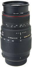 Sigma DG 70-300 mm F/4.0-5.6 APO AF DG Objektiv für Nikon