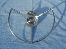 1957 Ford Thunderbird master guide power steering wheel horn ring