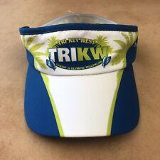 Tri Key West Triathlon New Headsweat Stretch Elastic Band Back Sun Visor Unisex