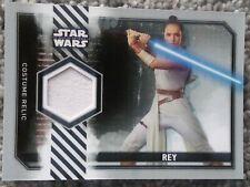 Rey Trousers Costume Relic /25 2020 Rise of Skywalker Series 2 Topps Star Wars