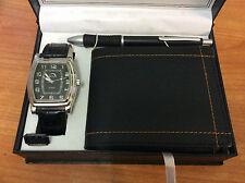 Formula Associate Watch Wallet & Pen GIft Set